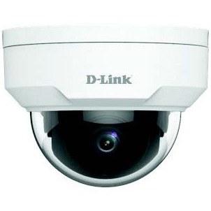 تصویر دوربین تحت شبکه سقفی دید در شب دی لینک DCS-F5602