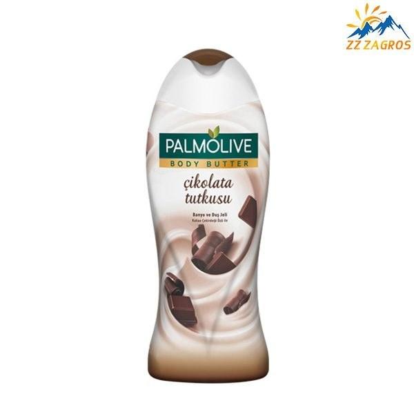 شامپو بدن پالمولیو مدل cikolata tutkusu حجم 500 میل PALMOLIVE
