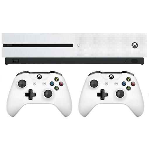 تصویر مجموعه کنسول بازی مایکروسافت مدل Xbox One S ظرفیت 1 ترابایت