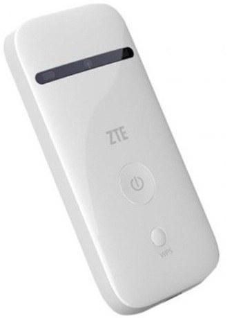 تصویر مودم ۳ جی بی سیم و قابل حمل زد تی ای مدل ام اف ۶۵ ZTE MF65 3G Wi-Fi Modem Mobile Hotspot