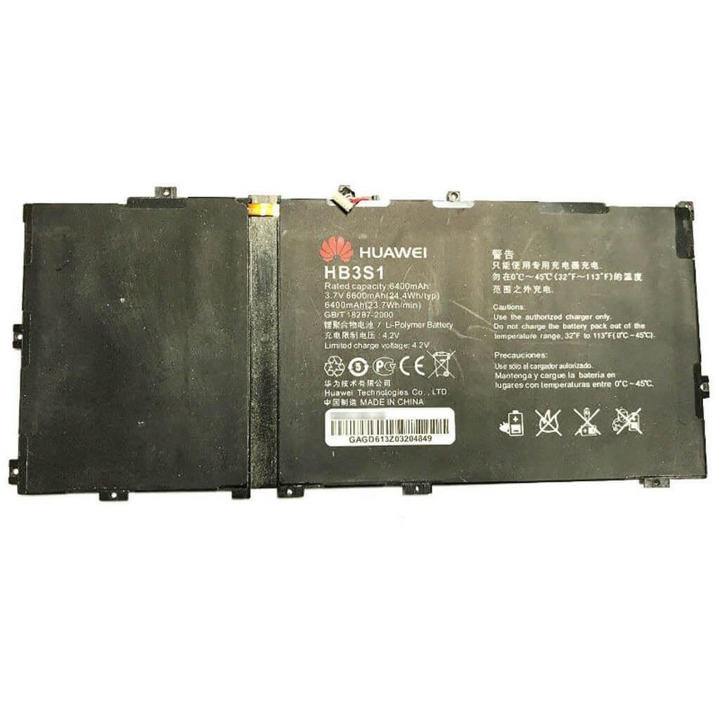 تصویر باتری اورجینال تبلت هواوی MediaPad 10 FHD مدل HB3S1 ظرفیت 6600 میلی آمپر ساعت ا Huawei MediaPad 10 FHD - HB3S1 6600mAh Original Tablet Battery Huawei MediaPad 10 FHD - HB3S1 6600mAh Original Tablet Battery