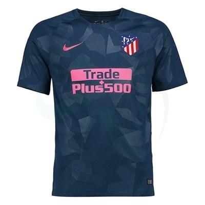 پیراهن سوم اتلتیکومادرید Atletico Madrid 2017-18 Third Soccer Jersey