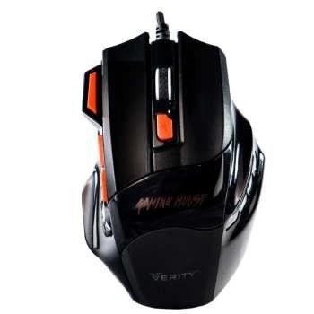 Verity V-MS5115G Wired Gaming Mouse   ماوس مخصوص بازی وریتی مدل V-MS5115G