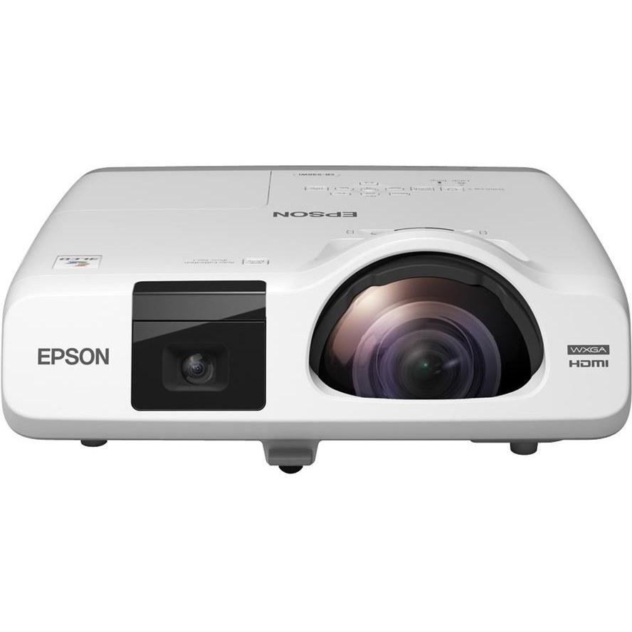 تصویر ویدئو پروژکتور اپسون مدل EB-536WI ویدئو پروژکتور اپسون EB-536WI Video Projector