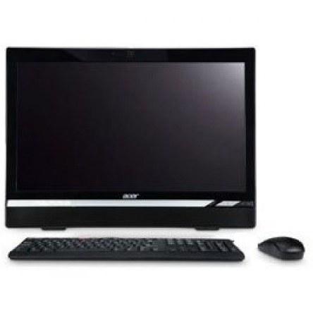 تصویر کامپیوتر آماده ایسر با پردازنده i3 و بدون صفحه نمایش لمسی کامپیوتر آماده AIO ایسر AZ3620-Core-i3-3GB-500GB-512MB