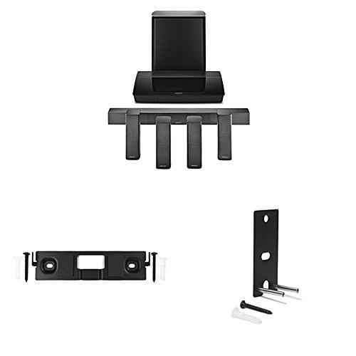 تصویر اسپیکر بوز سینمای خانگی Bose مدل Lifestyle 650 Home Entertainment System مشکی Speaker Bose Lifestyle 650 Home Entertainment System - Black