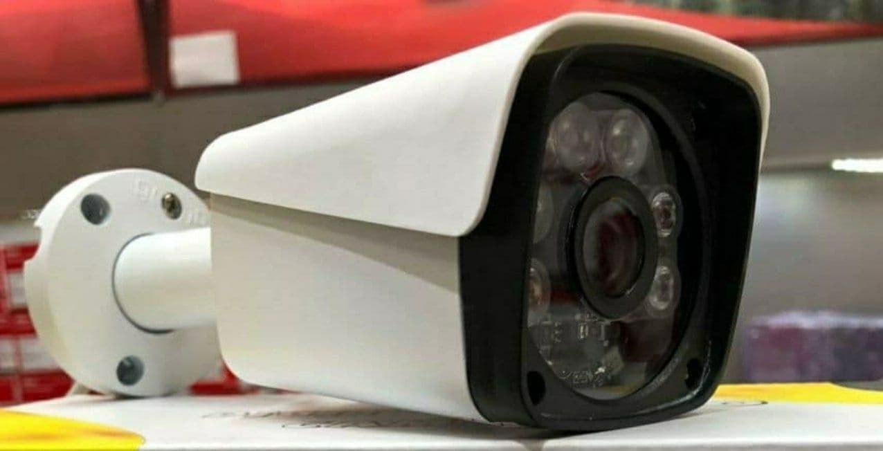 دوربین مداربسته بالت فلزی ۲ مگاپیکسل XM