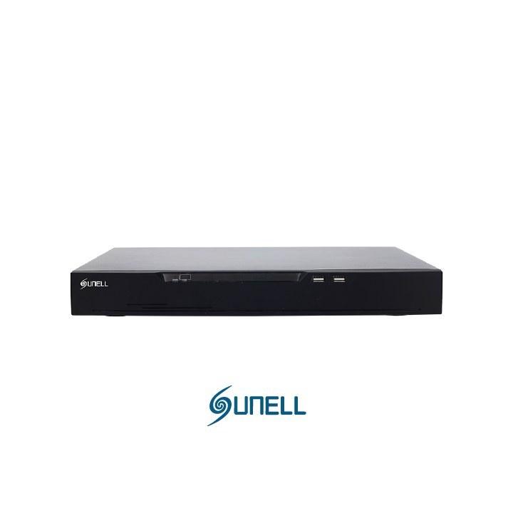 تصویر دستگاه ان وی آر (NVR) سانل مدل SN-NVR2516E2-P16