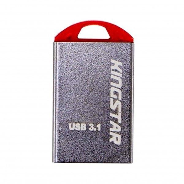 تصویر فلش مموری کینگ استار مدل KS315 نینو 3 با ظرفیت 16 گیگابایت Kingstar KS315 Nino3 16GB USB 3.1 Flash Memory