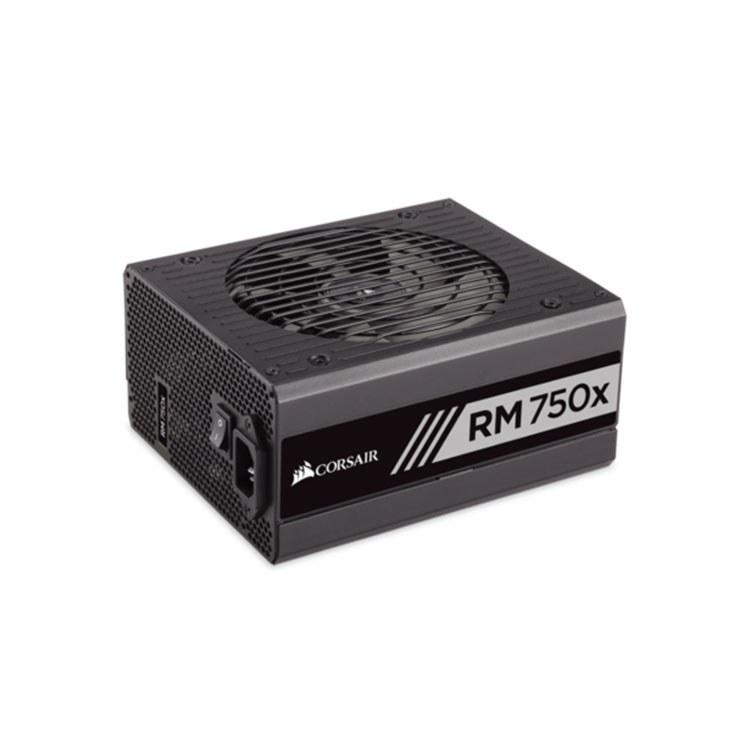 تصویر منبع تغذیه کیس کامیپوتر Corsair | مدل RM750x 80 PLUS® Gold