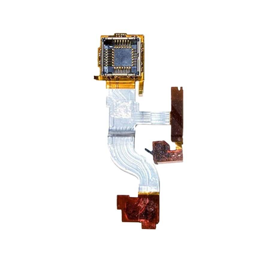 تصویر فلت دوربین سونی اریکسون W700 Sony Ericsson W700 CAMERA FLEX