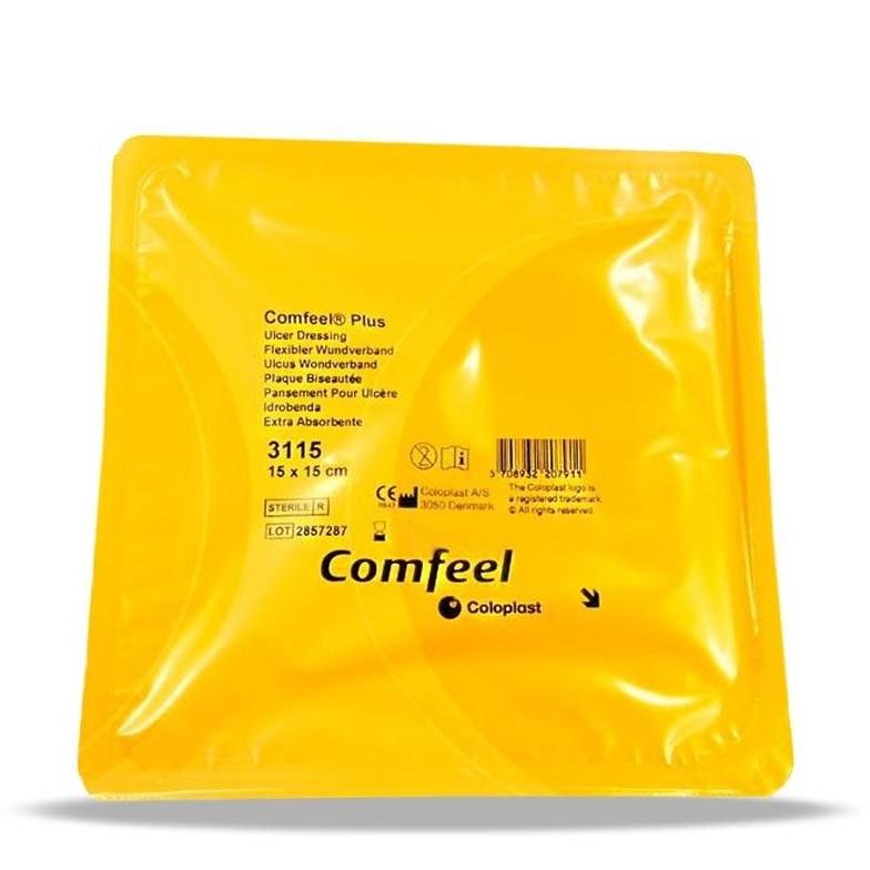 چسب زخم بستر کامفیل کلوپلاست Coloplast Comfeel
