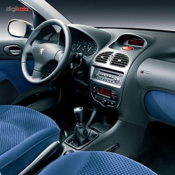 عکس خودرو پژو 206 تیپ 3 دنده ای سال 1390 Peugeot 206 Trim 3 1390 MT خودرو-پژو-206-تیپ-3-دنده-ای-سال-1390 30