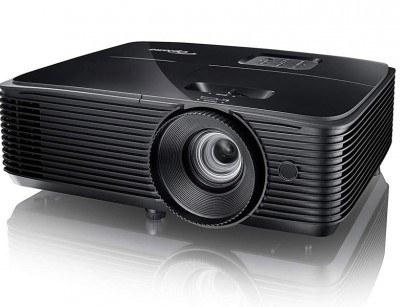تصویر ویدئو پروژکتور اپتما Optoma EH336 : خانگی، 3D، روشنایی 3400 لومنز، رزولوشن 1920x1080 HD