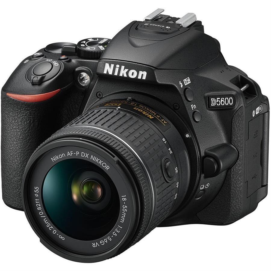 دوربین دیجیتال نیکون مدل D5600 به همراه لنز 18-55