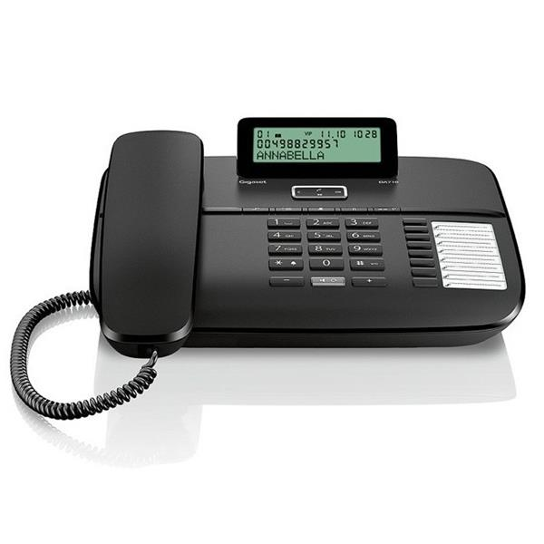 تصویر گوشی تلفن باسيم گیگاست مدل DA710 Gigaset DA710 Corded Phone