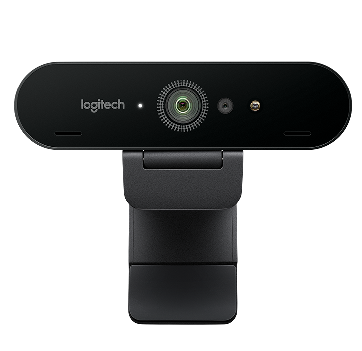وبکم ۴K لاجیتک مدل BRIO | Logitech BRIO 4K Ultra HD with RightLight3 HDR Webcam