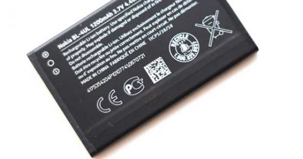 تصویر Nokia  BL- 4UL 1200mAh 3.7V Nokia  BL- 4UL 1200mAh 3.7V