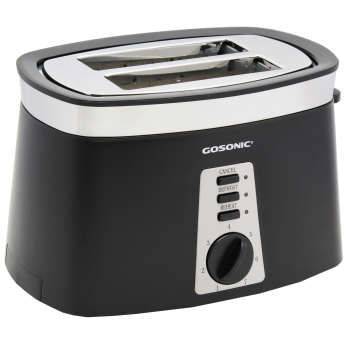 تصویر توستر گوسونیک مدل GBT-655 Gosonic GBT-655 Toaster