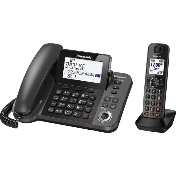 تلفن بی سیم پاناسونیک مدل تی جی اف ۳۸۰