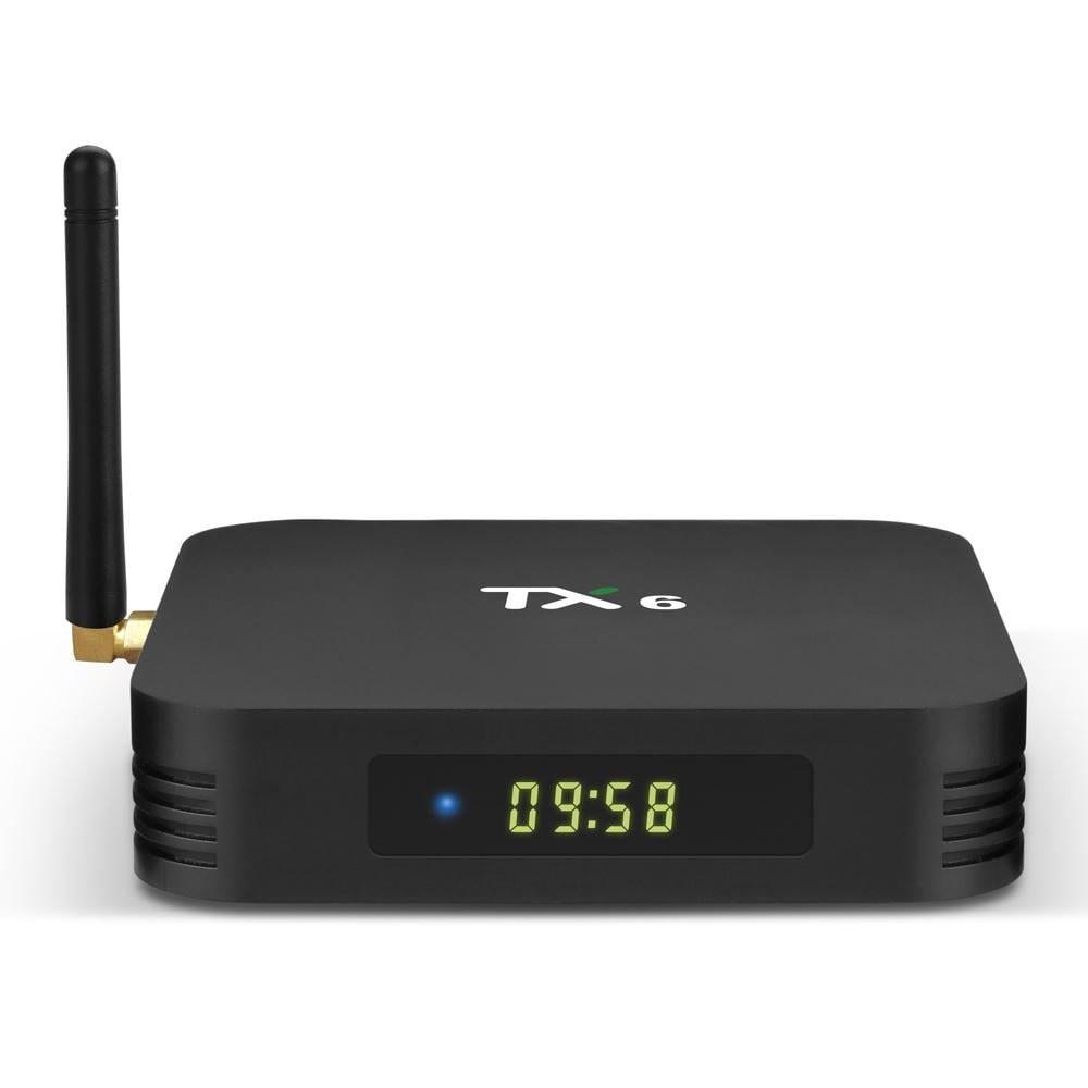 عکس اندروید باکس تانیکس مدل TX6 Tanix TX6 TV Box Android 9.0 tv Box اندروید-باکس-تانیکس-مدل-tx6