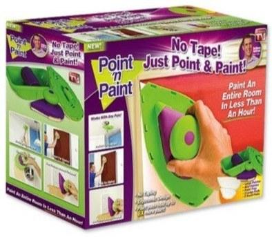 برس همه کاره نقاشی ساختمان | Point & Paint