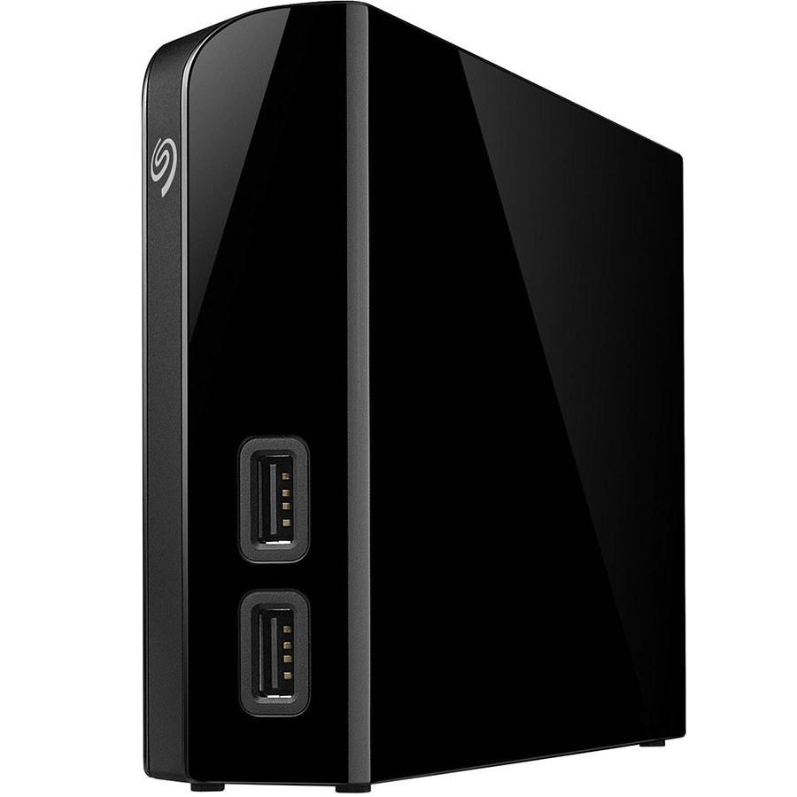 تصویر هارد اکسترنال سیگیت مدل بک آپ پلاس هاب دسکتاپ با ظرفیت 6 ترابایت هارد اکسترنال سیگیت Backup Plus Hub 6TB Desktop External Hard Disk