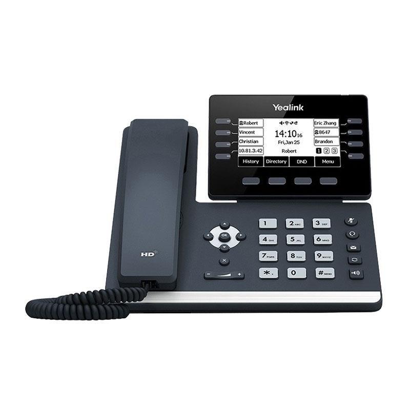 تصویر تلفن IP یالینک مدل T53W Yealink T53W IP Phone