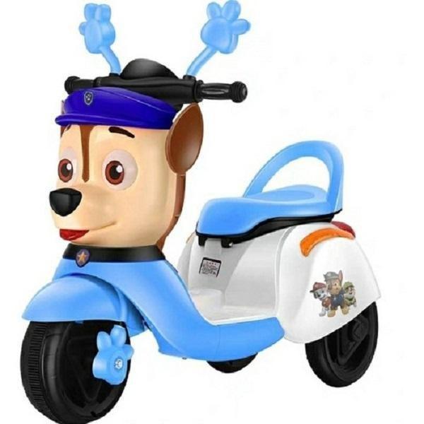 تصویر موتور شارژی سگهای نگهبان طرح چیس ا Chase design cordless guard dog motor Chase design cordless guard dog motor