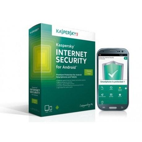 تصویر Kaspersky Internet Security Android
