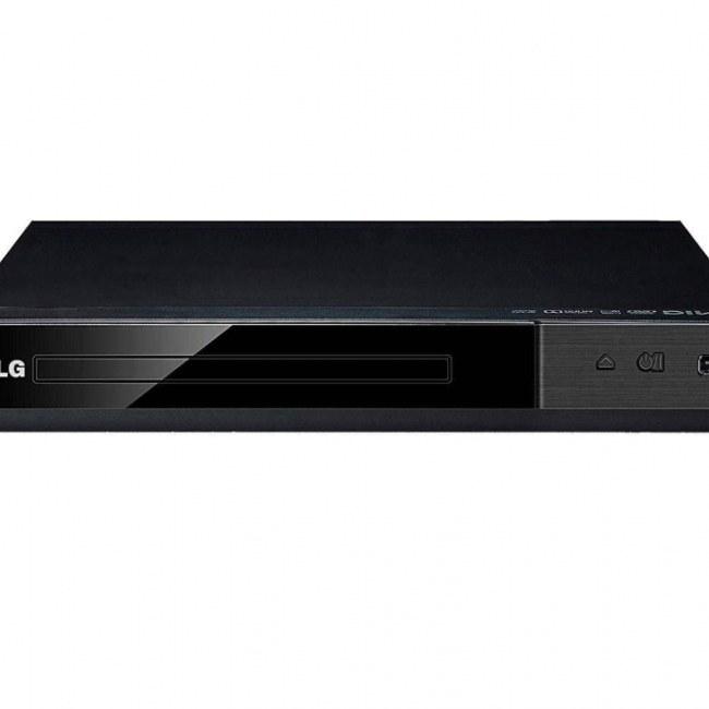 پخش کننده دی وی دی ال جی مدل DP132