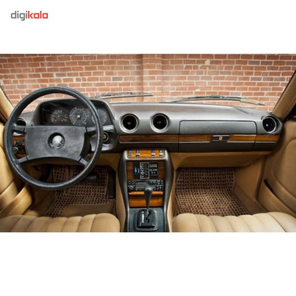 img خودرو مرسدس بنز E230 W123 دنده ای سال 1985 Mercedes Benz E230 W123 1985 AT