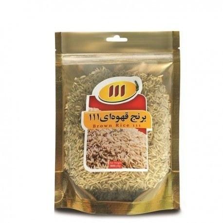 تصویر برنج قهوه ای