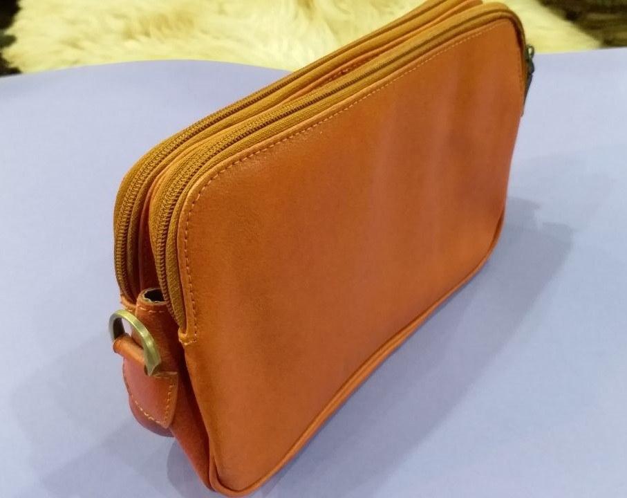 تصویر کیف چرمی ۵۰۱۷Gozal