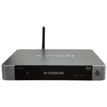 اندروید باکس ایکس ویژن مدل DVB-T2+PLUS |