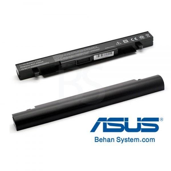 (برند M&M دارای سلول سامسونگ ساخت کره) | باتری 4 سلولی لپ تاپ ASUS مدل K550