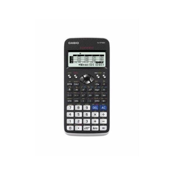 تصویر ماشین حساب مهندسی FX-570EX کاسیو Casio FX-570EX Engineering Calculator