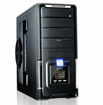 image کیس کامپیوتر تسکو مدل تی سی 4090 اس اچ آر ال کیس Case تسکو TC 4090SHRL ATX Computer Case