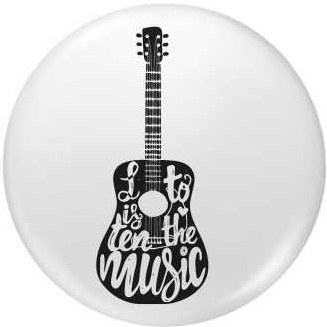 پیکسل طرح گیتار کد ELTM441 |