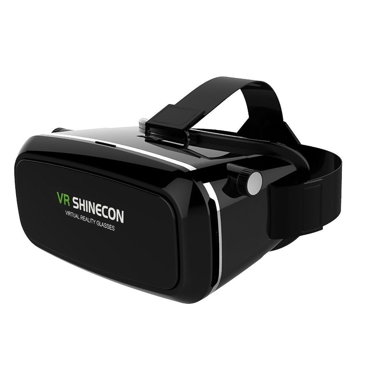 Virtual Reality Headset VR SHINECON | هدست واقعیت مجازی وی آر مدل SHINECON