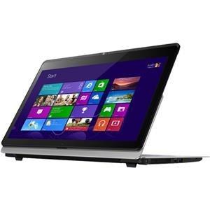 لپ تاپ سونی سری مالتی فیلیپ با پردازنده i5 و صفحه نمایش لمسی   SONY VAIO FIT Multi Flip SVF14N15CD Core i5 8GB 500GB Intel Touch