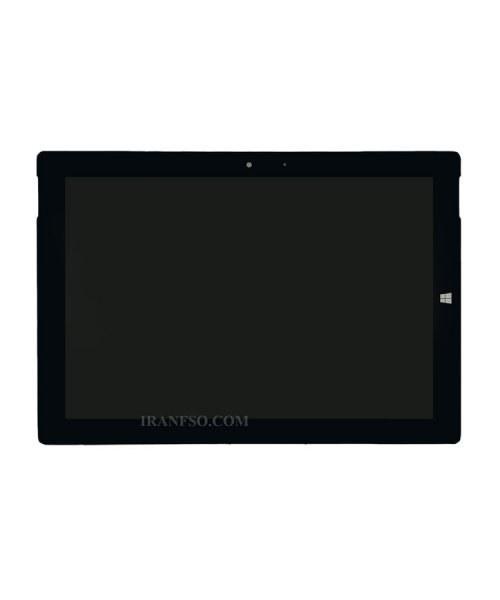 تصویر ال سی دی و تاچ لپ تاپ مایکروسافت Surface 3 RT3