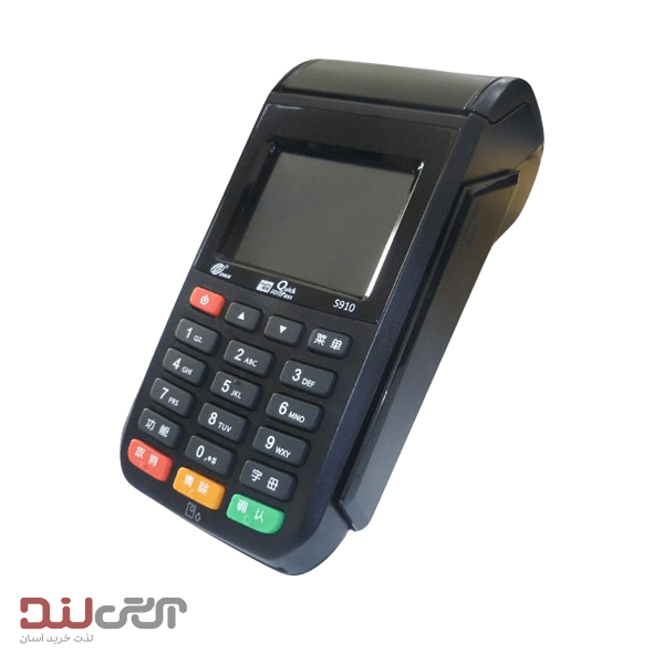 تصویر دستگاه کارتخوان پکس مدل S910 + یکسال گارانتی و خدمات پس از فروش