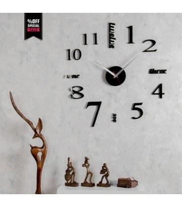 عکس ساعت دیواری نامبر (مشکی)  ساعت-دیواری-نامبر-مشکی