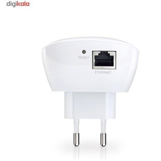img توسعه دهنده شبکه بيسيم 150Mbps تي پي-لينک مدل TL-WA750RE TP-LINK TL-WA750RE 150Mbps Universal WiFi Range Extender