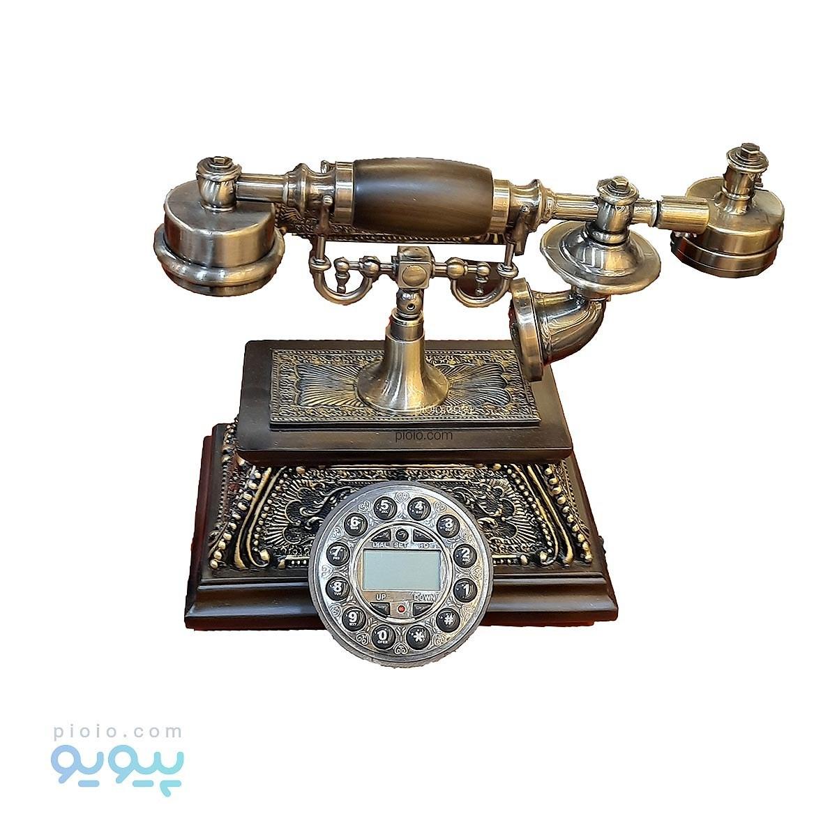 تصویر تلفن سلطنتی کلاسیک