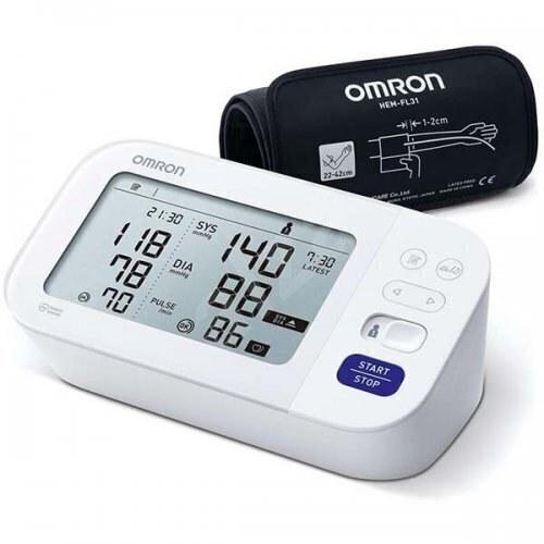 تصویر فشارسنج بازویی امرون M6 Comfort (2020) Omron  OMRON M6 Blood Pressure Monitor