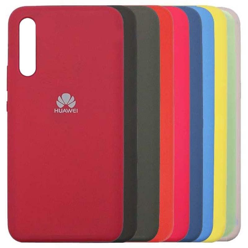 تصویر قاب سیلیکونی هواوی Silicone Cover For Huawei Y8p 2020
