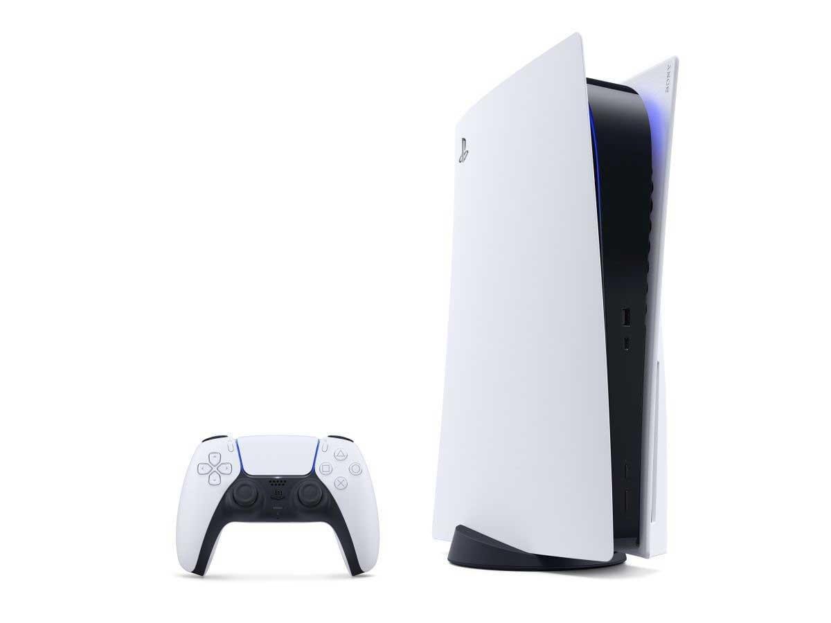 تصویر کنسول بازی سونی مدل Playstation 5 Digital Edition با ظرفیت 825 گیگابایت
