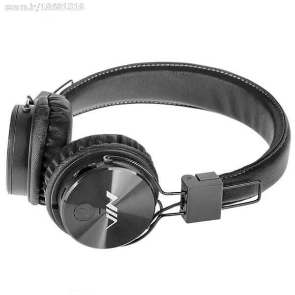 عکس NIA X3 Wireless Headphones هدفون بی سیم نیا مدل X3 nia-x3-wireless-headphones